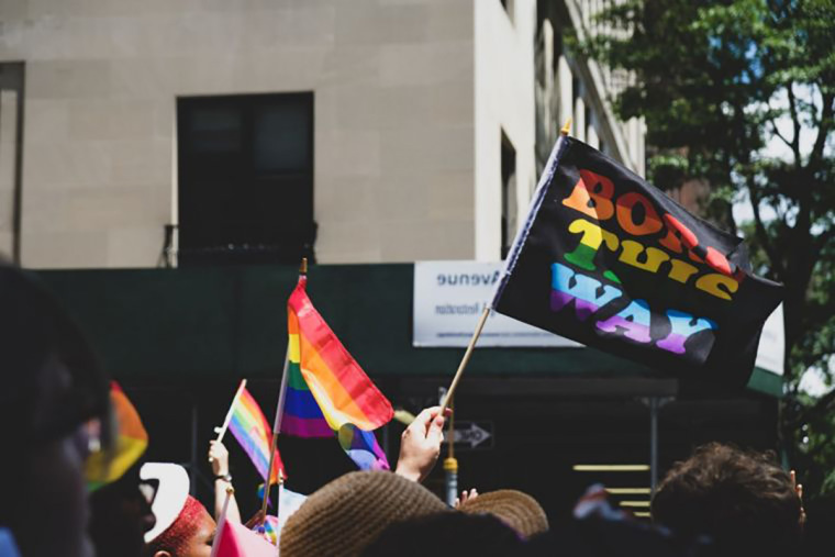LGBT, born that way