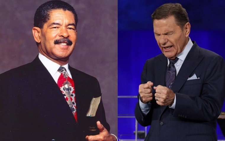 Televangelist Kenneth Copeland Doesn't Believe Coronavirus Can Kill Friend Frederick K. C. Price