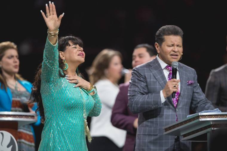 The Tragedy of Divorce in the Church: Guillermo Maldonado and Ana Maldonado, Husband and Wife Founders of Miami Megachurch King Jesus International Ministry, Are Fighting Over Possible 0 Million Estate in Divorce Case After 32 Years of Marriage
