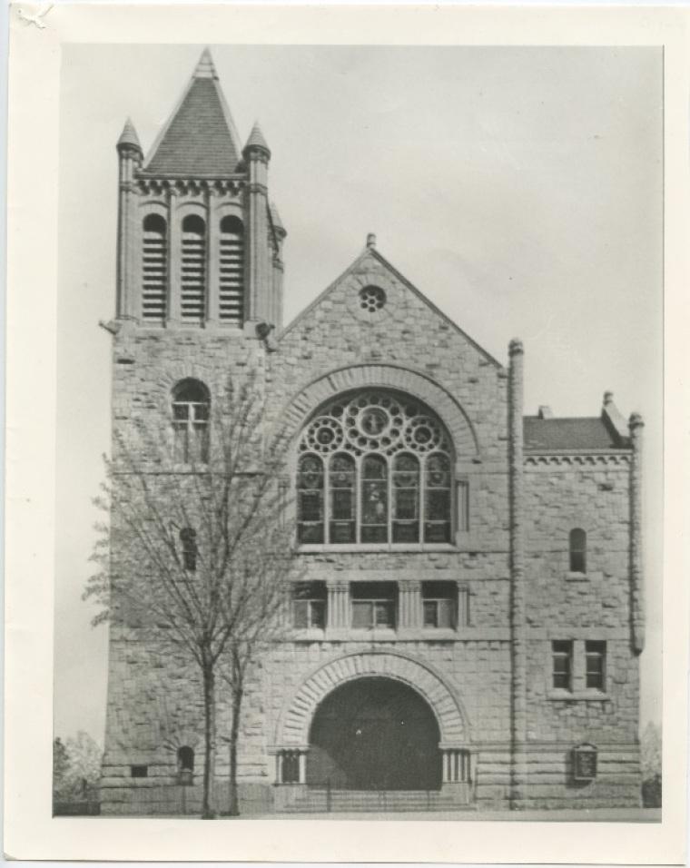 Presbyterian Church USA Digitally Preserves Records of Historic Mother Bethel AME Church of Philadelphia, Pennsylvania