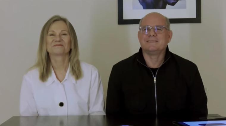 Gary and Cathy Clarke