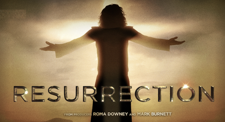 "Roma Downey Says ""Resurrection"" Film Captures the Power of the Holy Spirit and Reminds People That 'It is Available to All'"