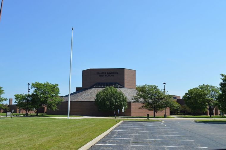 Hilliard Davidson High School
