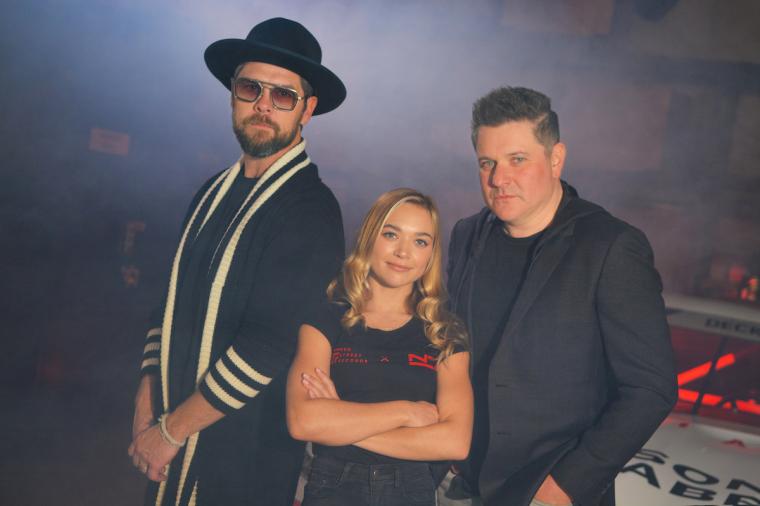 Jason Crabb, Natalie Decker, Jay DeMarcus