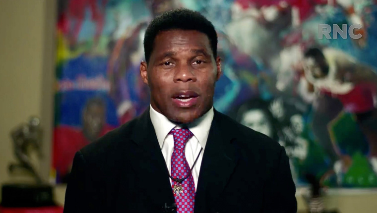 Former NFL Player Herschel Walker Says Reparations Are 'Outside the Teachings of Jesus' at House Judiciary Committee Hearing