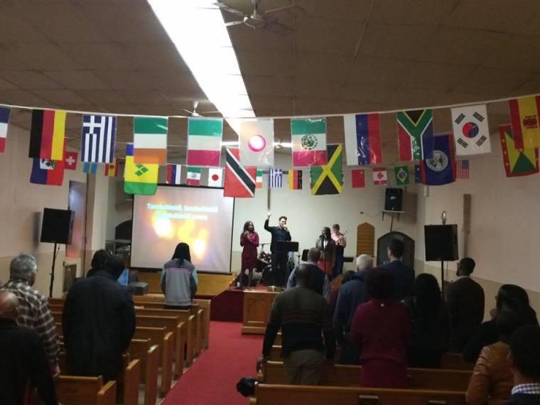 Mosaic Baptist Church