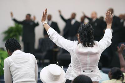 Revival, church