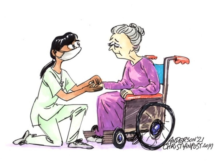 Christly Care for Elders in Distress
