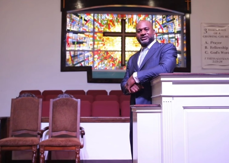 Dr. E. Dewey Smith Jr. Warns Prominent Pastor Friend Whom He Mentored, Bryant Wardell Raines, Pastor of the New Pilgrim Missionsry Baptist Church in Macon, Georgia
