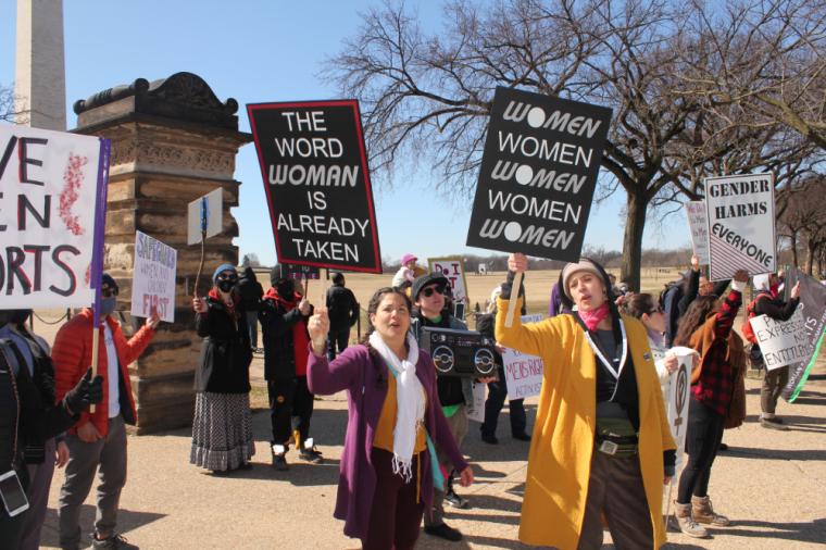 Women Picket-DC