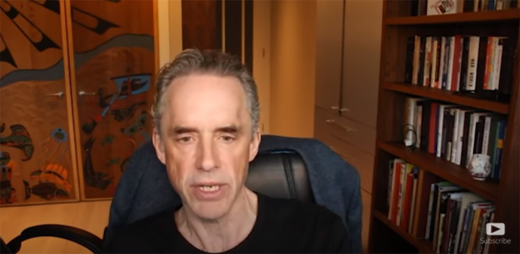 WATCH: Jordan Peterson Chokes Up While Talking About Jesus and the Gospel, Leading Some Christian Fans to Pray for Him to Come to Faith in Christ