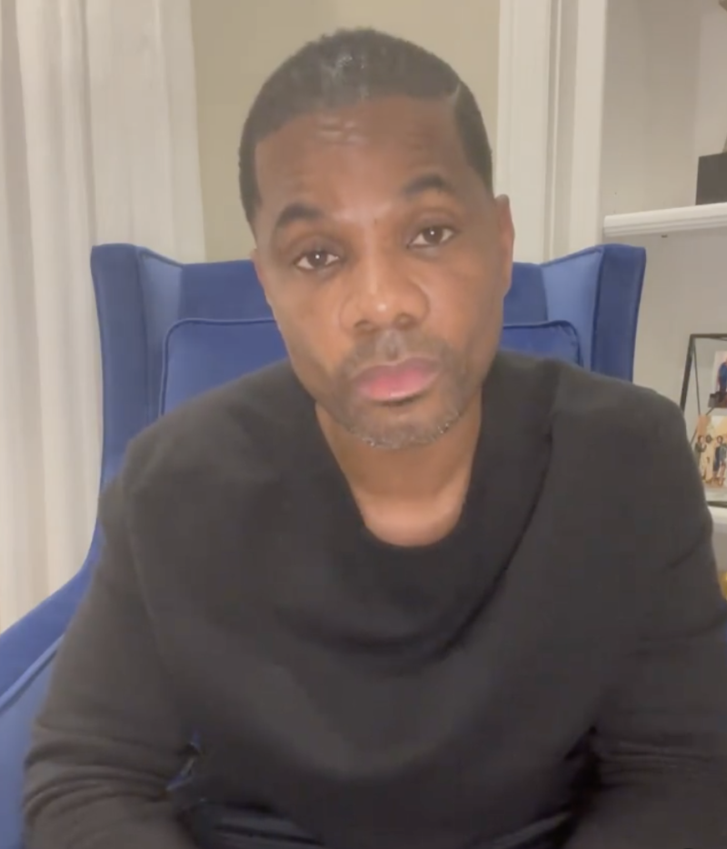 Kirk Franklin issues an apology on instagram on March 14, 2021. | Instagram/Kirk Franklin