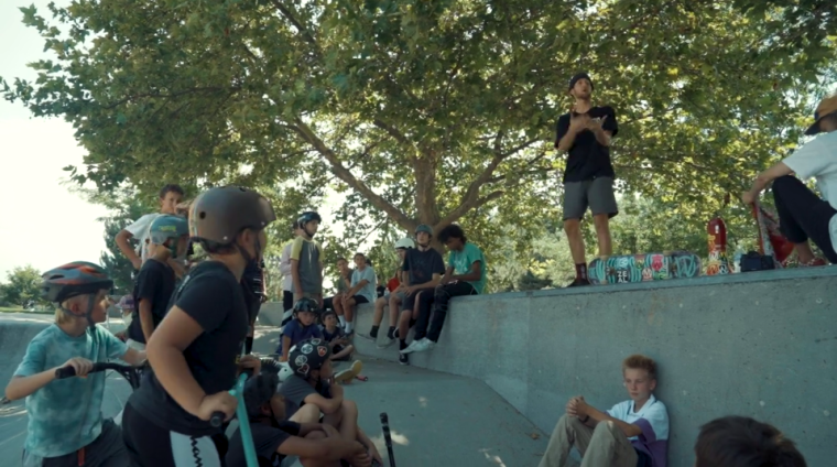 The Whosoevers Ministry Takes the Gospel to Skate Park After Pandemic Closes Schools, Sees Hundreds of Young People Come to Christ