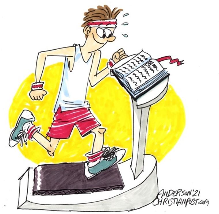 Get Your Spiritual Workout Going!
