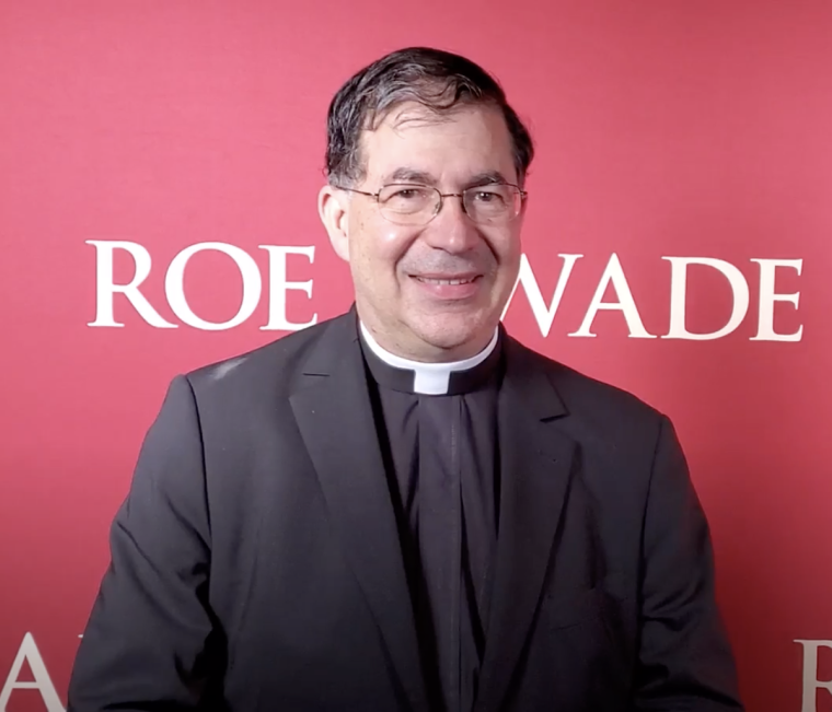 Florida Priest Frank Pavone Says the Church Shouldn't Reject People Who Have Had Abortions or Work in the Abortion Industry