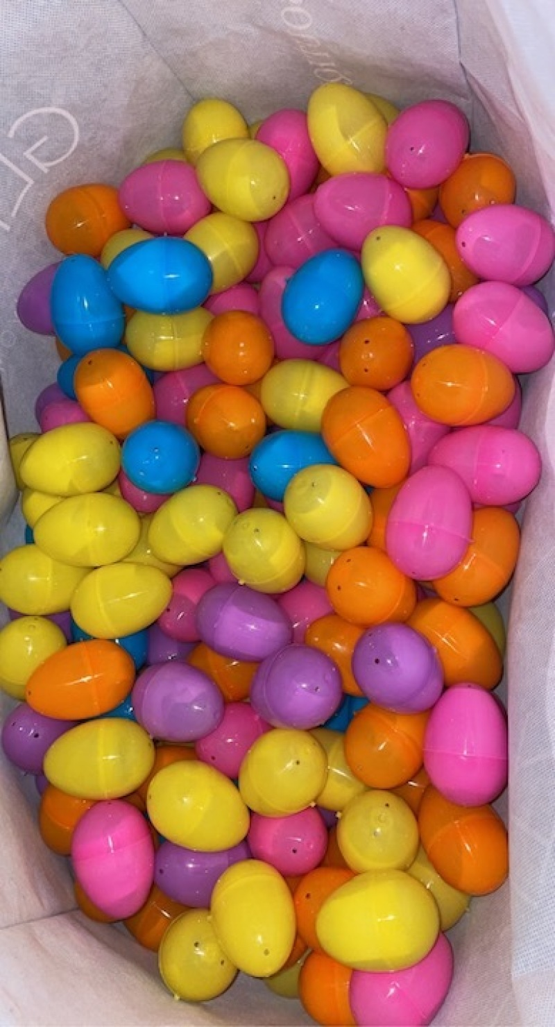 Texas college students harassed for hosting Bible verse Easter egg hunt on campus picture