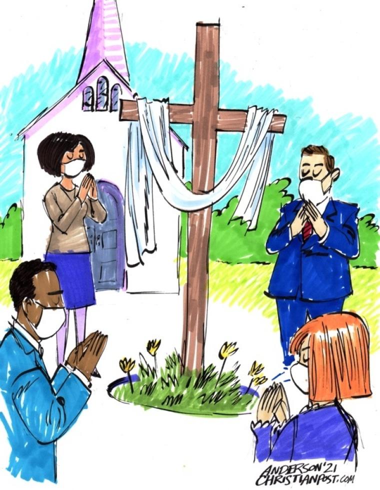 Keep the Faith This Easter Sunday!
