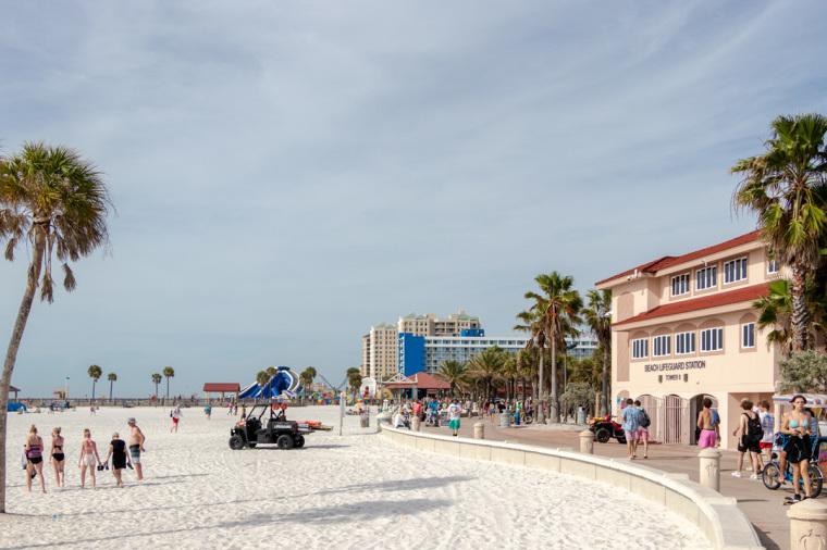 Clearwater Beach 1