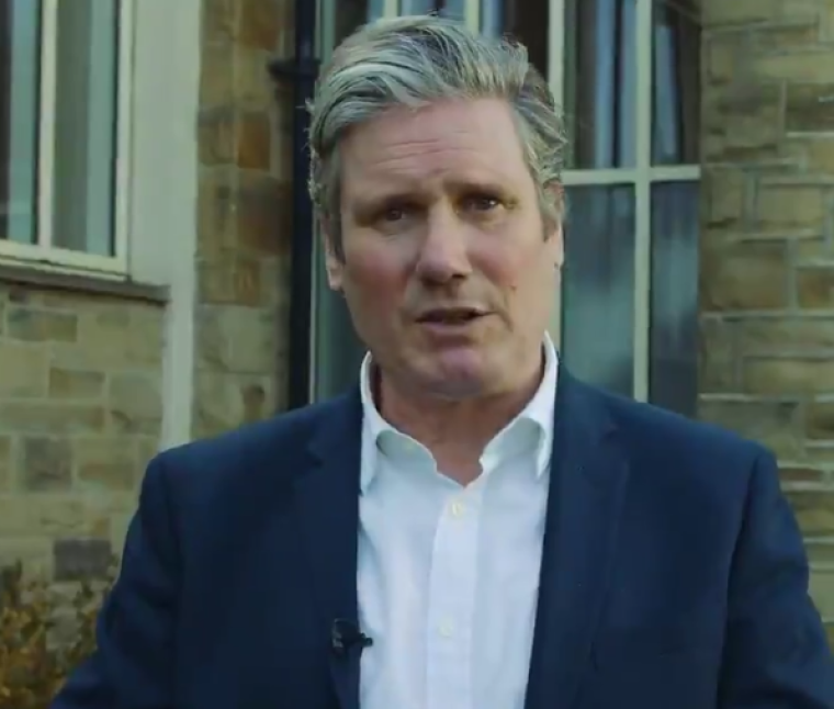Keir Starmer apologizes for visiting church that adheres to Christian doctrine on sex after LGBT backlash