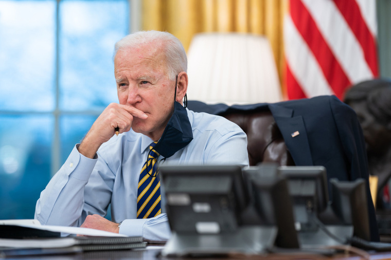 Pew Survey Finds Republicans and Democrats Have Different Opinions About Biden's Religiosity