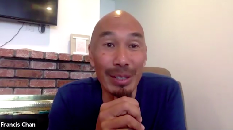 Francis Chan Criticizes Western Church for Its Obsession With Busyness and Lack of Oneness in Christ