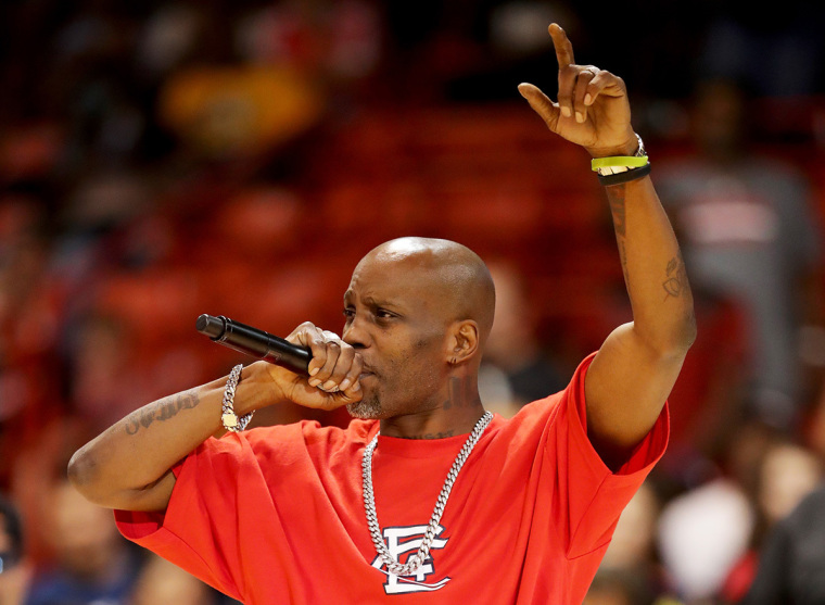 DMX dies from heart attack at 50; rapper remembered as a 'warrior' picture