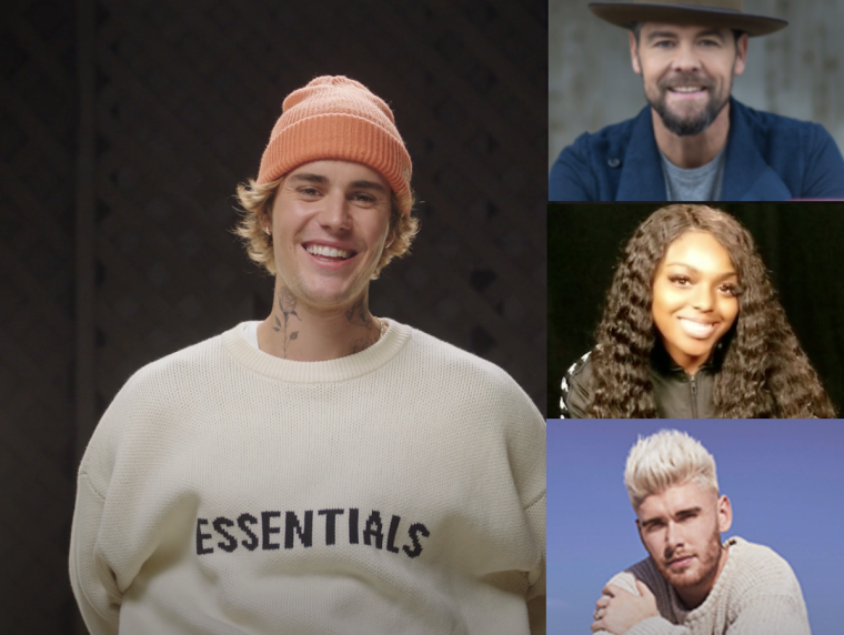 "Jason Crabb, Colton Dixon, Wande, and Other Christian Artists 'Thankful' That Justin Bieber is Sharing the Message of Jesus Christ With New EP ""Freedom"""