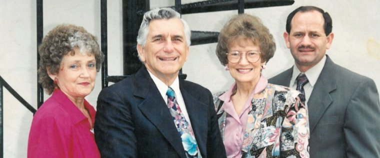 Robert Bland, Founder of Teen Missions International, Dies at 92