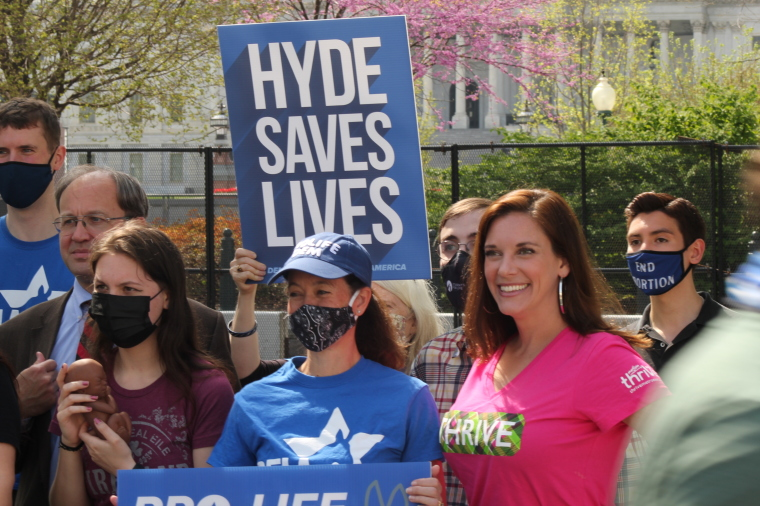 Pro-Life Democrats Gather on Capitol Hill and Across America to Save Hyde Amendment