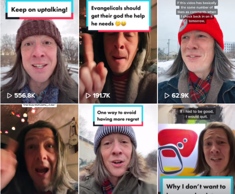 John Piper's Atheist Son Abraham Piper Goes Viral on TikTok With Videos Criticizing Evangelicalism