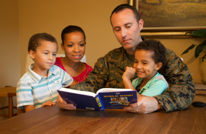 Gordon Groseclose on Three Ways Christians Can Serve and Encourage Military Families