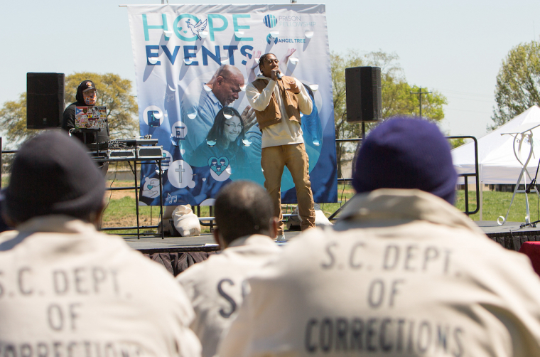 "Lecrae and Prison Fellowship Urge Christians to Remember Those in Prison During ""Second Chance Month"""