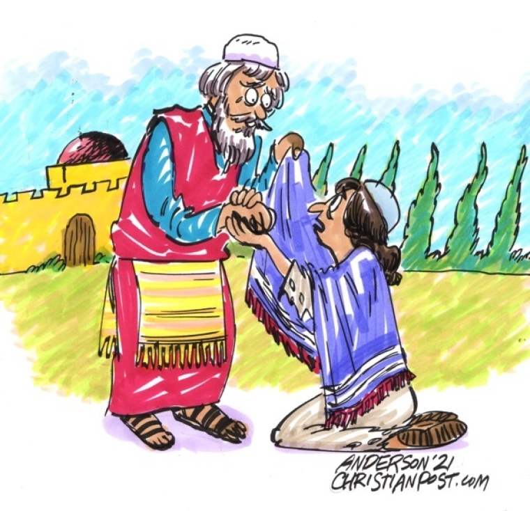The Prodigal Son: Coming Home to God