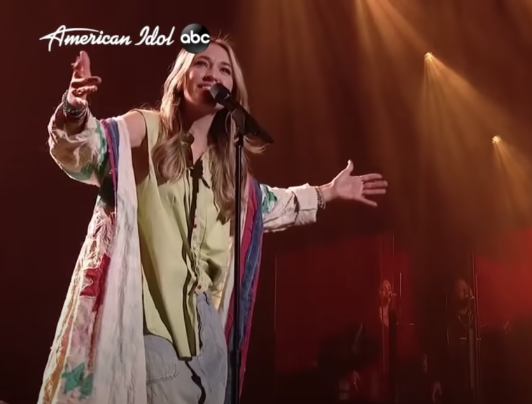 "WATCH: Lauren Daigle Returns to ""American Idol"" to Perform ""Look Up Child"""