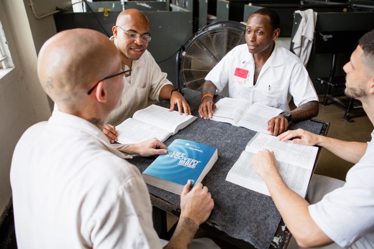 Prison Fellowship Distributes Over 100,000 Bibles to Inmates in the U.S.