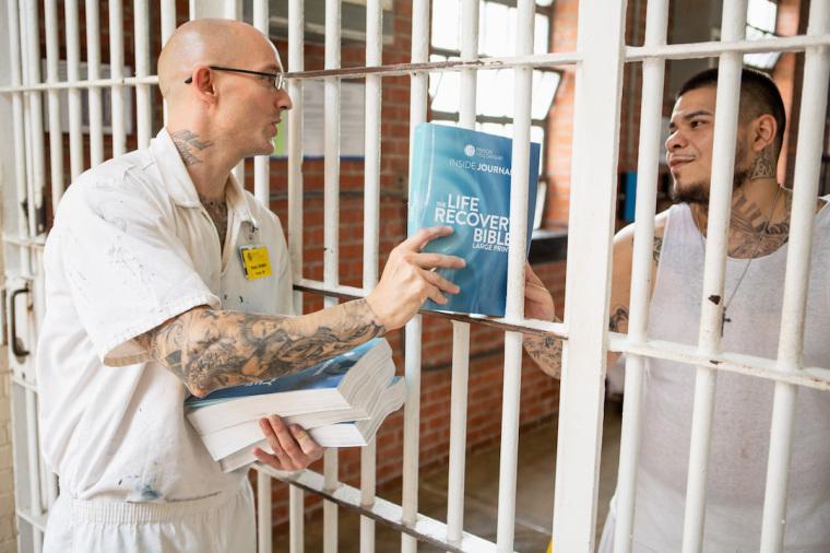 Hope Behind Bars