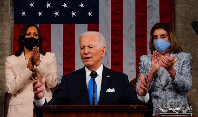 Biden talks Equality Act, American Families Plan, white supremacist threat in Congress speech general chat room details picture