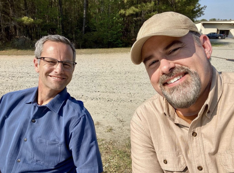 "Kirk Cameron and Kendrick Brothers Reunite for New Faith-Based Film 14 Years After Success of ""Fireproof"""