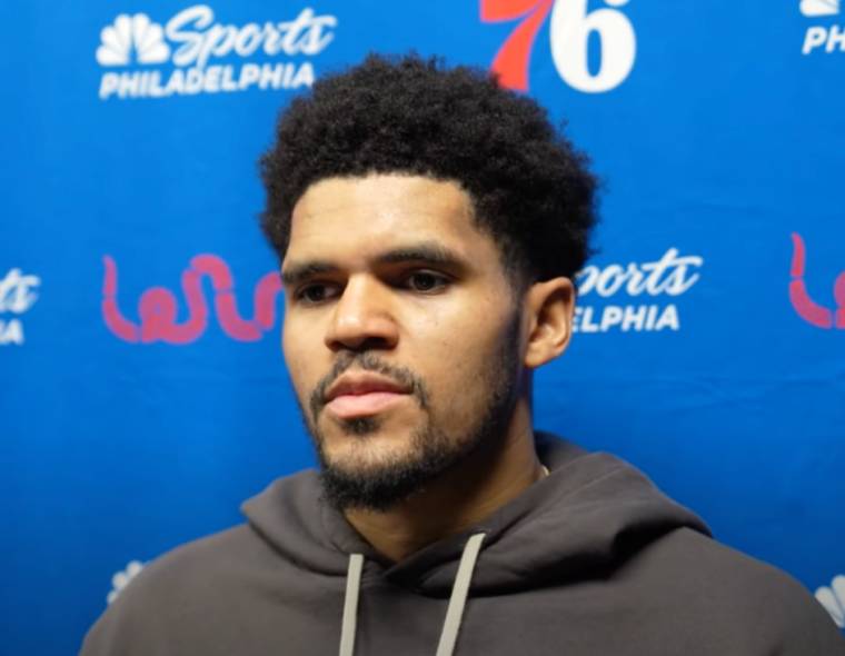 Philadelphia 76ers Forward Tobias Harris Says He 'Finds Ways to Always Bring Christ Out in My Life' Whether On or Off the Court