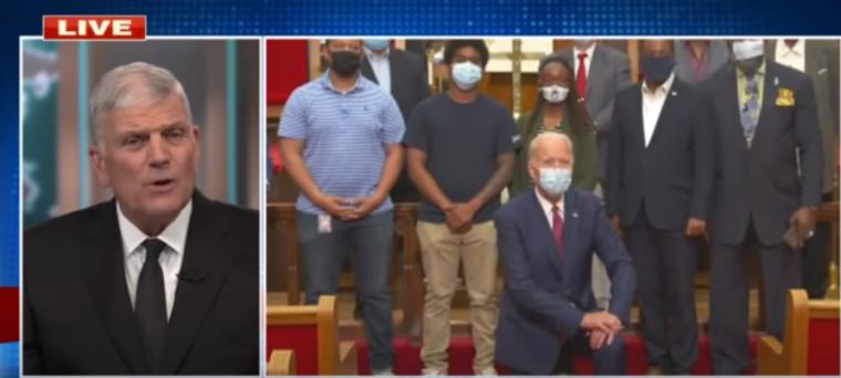 Franklin Graham on Fox News Primetime
