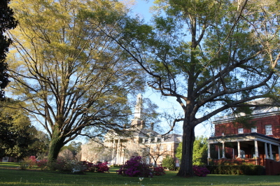Judson College in the Spring