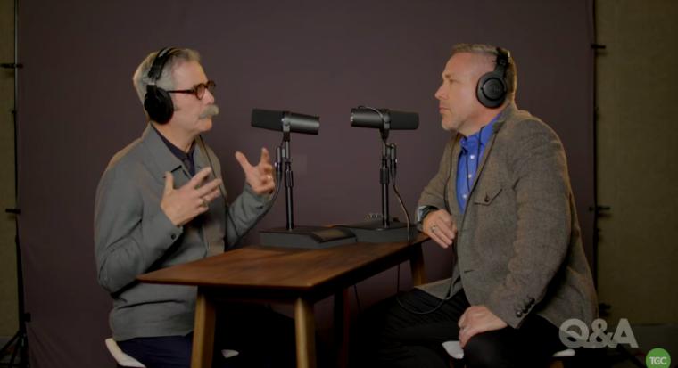 The Gospel Coalition podcast