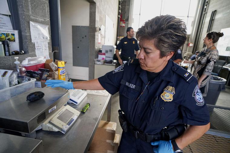 Border, drugs, Mexico, Fentynal