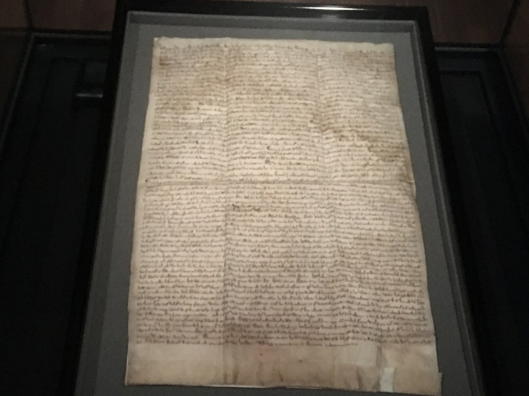 1217 Magna Carta