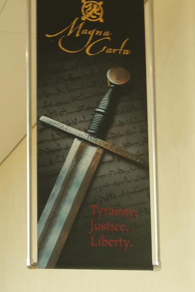 Magna Carta, Museum of the Bible