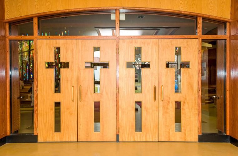 Church, sanctuary