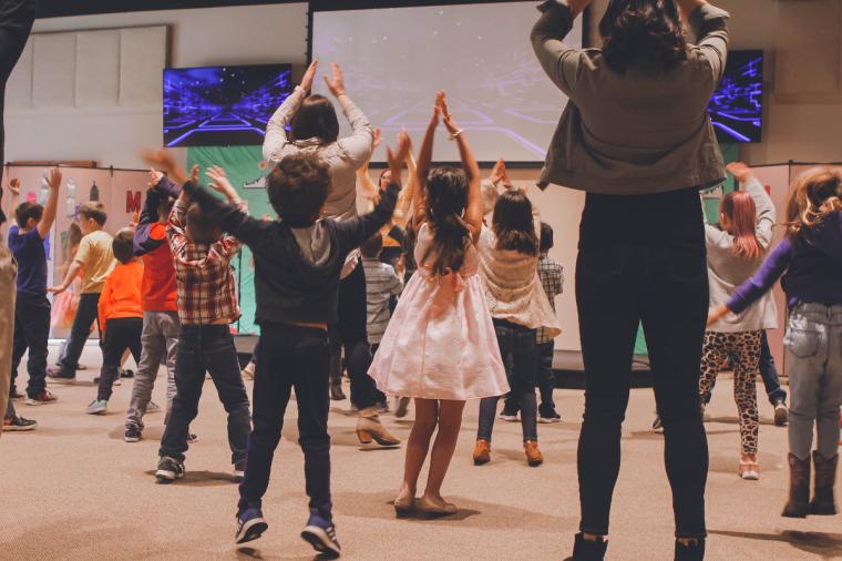 Children, camp, schoool, church, assembly