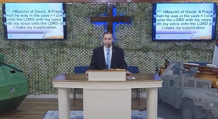 Rev. Kenny Menendez
