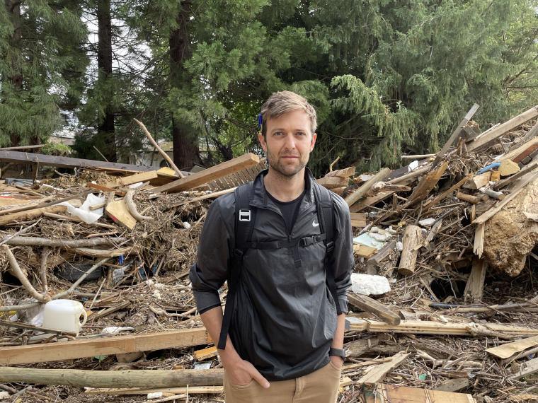 Nick Bechert, Samaritan's Purse