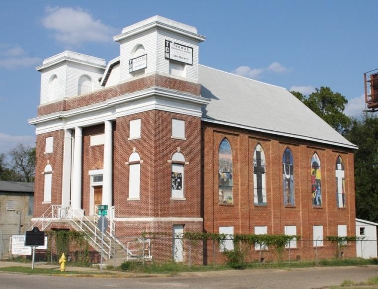 Mount Zion AME Zion Church